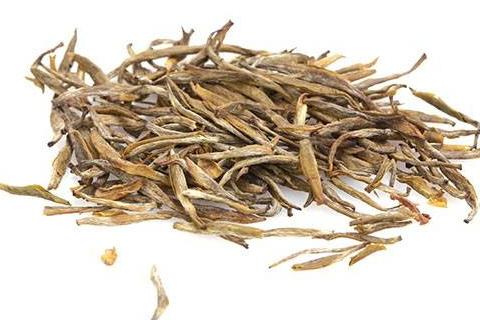 十大名茶中的君山银针属于六大茶类中的图片
