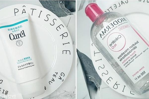 珂润和贝德玛哪个好用 两款经典温和卸妆品深度测评