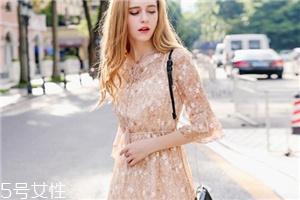高瘦女生穿什么连衣裙?最适合高瘦女生的连衣裙款式