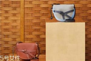 loewe gate bag尺寸多大?罗意威18新款马鞍包有几种尺寸