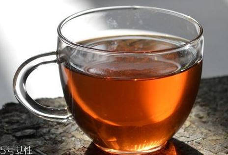 黑茶减肥明显吗图片