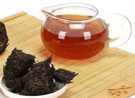 黑茶减肥有效吗图片