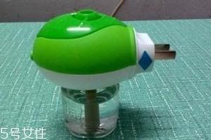 雷达电蚊香液怎么用?雷达电蚊香液使用方法