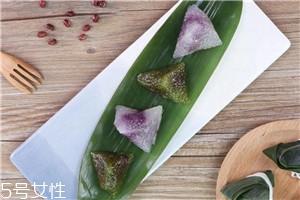 迷你水晶粽子的做法和包法