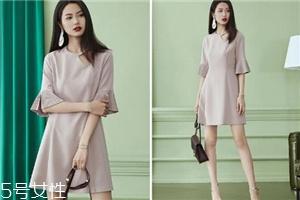 梨形身材穿什么连衣裙好看?适合梨形身材的连衣裙推荐