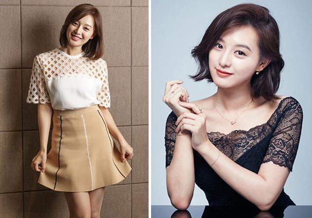 韩国短发女星图片 韩国女明星短发发型图片图片