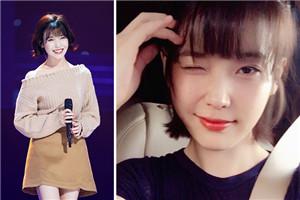 韩国短发女星图片 韩国女明星短发发型图片
