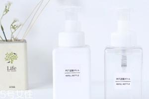 起泡瓶怎么用洗发水?起泡瓶洗发水比例
