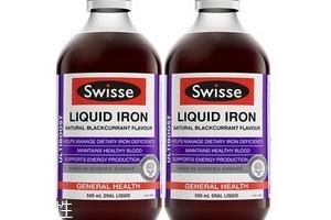 swisse补铁口服液功效与作用