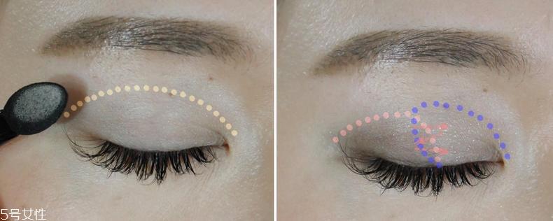 晚宴妆化妆步骤图片