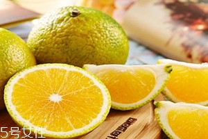桔柚和橙子的区别 桔柚与柚子的区别