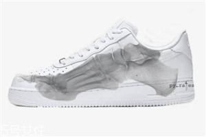 nike air force 1 07 skeleton qs骨骼款什么时候发售?