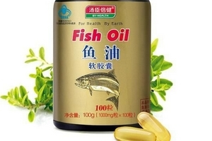 汤臣倍健鱼油软胶囊的功效与作用