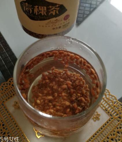 青稞茶怎么做图片