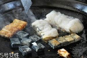毛豆腐有害吗 毛豆腐为什么有白毛