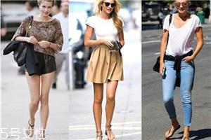 今年流行什么样的凉鞋?今年流行的凉鞋款式推荐