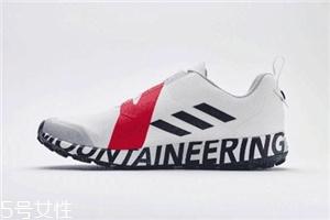 白山联名adidas terrex two boa开箱测评_怎么购买