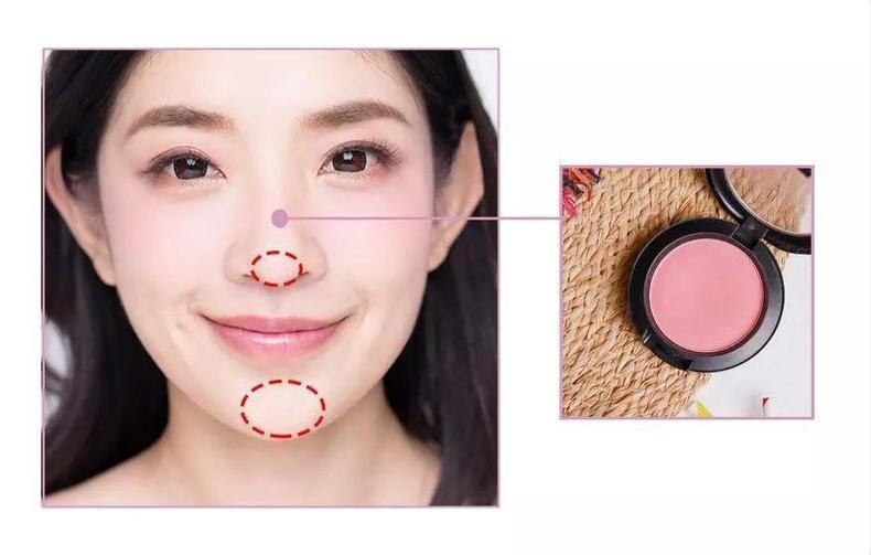 日系晒伤妆怎么化 日系晒伤妆整体妆容教程