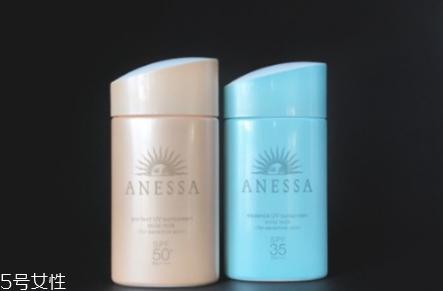 2018新版安耐晒金瓶有几种包装 安耐晒各种颜色的区别