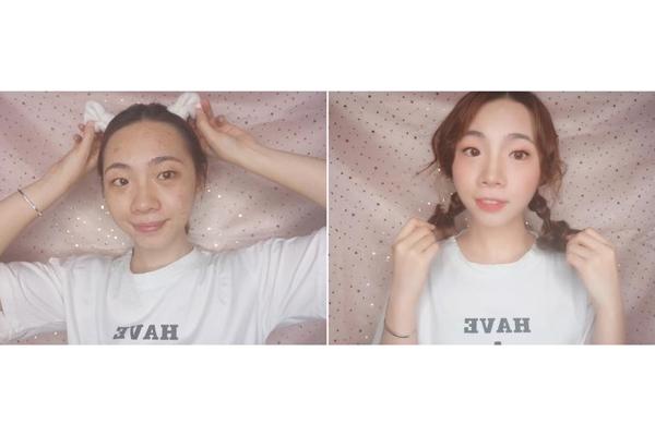 日系萌妹元气妆怎么化 活力洋气出游妆容教程