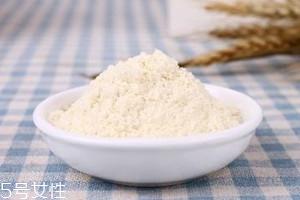 代餐粉可以加牛奶吗 代餐粉的功效与作用