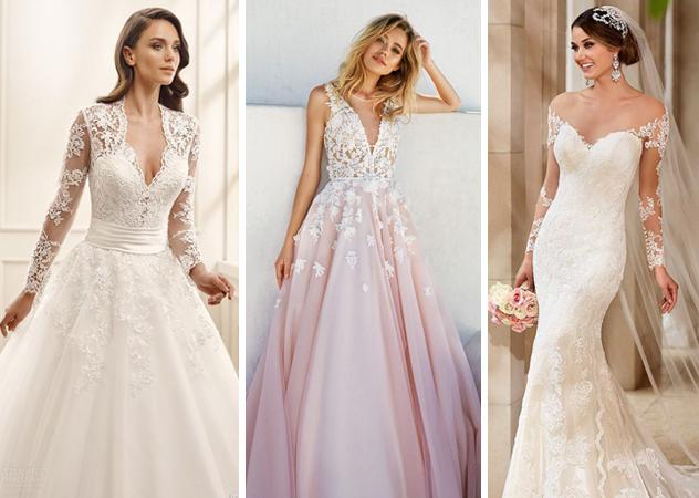 婚纱怎么选择 不同身型如何挑选婚纱