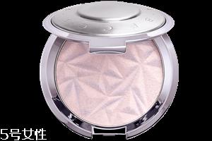 becca粉紫色高光怎么样 becca最热门的高光试色