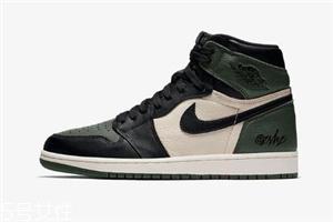 air jordan 1 pine green黑绿脚趾什么时候发售?