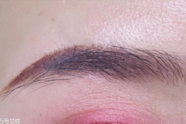 初学者怎么画出自然的眉毛 新手画眉毛3个步骤