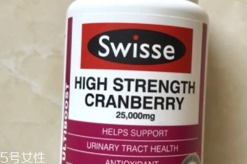 蔓越莓胶囊能减肥吗?蔓越莓胶囊有减肥效果吗?