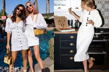 白色衣服怎么穿才时尚 白色衣服超美的5种穿法
