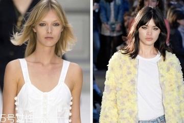 中长发什么发型好看女 永不落伍的5款中长发