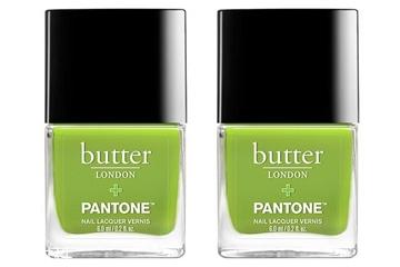 绿色指甲油哪个牌子好 绿色指甲油美甲花样图