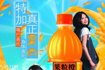 美汁源多少钱一瓶 果粒橙果粒橙一瓶多少钱