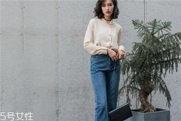 喇叭裤怎么搭配显腿长?喇叭裤怎么穿显高?