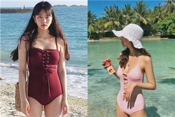 连体泳衣女装图片大全 连体泳衣好看吗