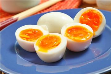 溏心蛋的做法 溏心蛋怎么做好吃