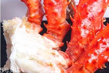 帝王蟹是熟的吗?帝王蟹是生的熟的?
