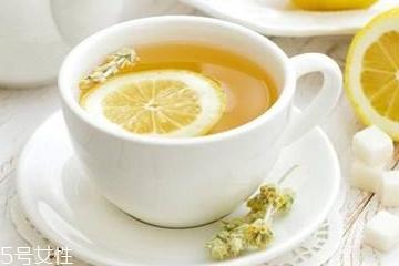 喝热柠檬水牙齿会变黄吗 热柠檬水的正确喝法