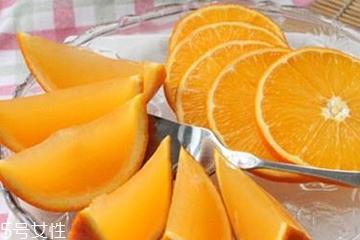 橙子肉能去角质吗 橙子肉怎么去角质