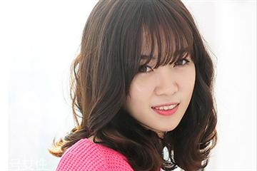 2018韩式齐肩发型图片 显脸小的女生发型