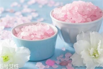 浴盐可以减肥吗 浴盐减肥吗