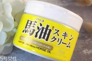 北海道马油面霜怎么用 北海道马油面霜夏天用油吗