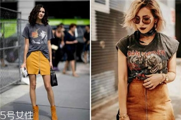 女生穿什么短袖好看?女生适合穿什么短袖?
