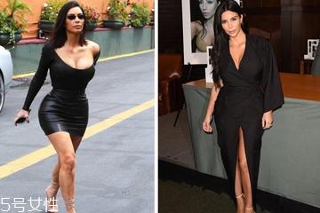 梨形身材穿什么长裙显瘦 大屁股粗大腿穿什么裙子好