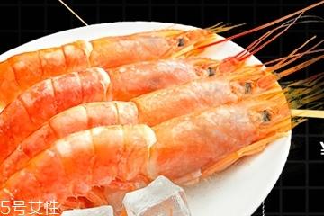 阿根廷红虾是生的还是熟的?