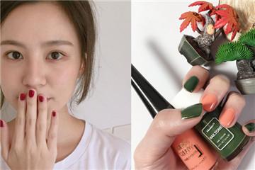 涂什么颜色的指甲油显手白 指甲油哪个颜色显手白
