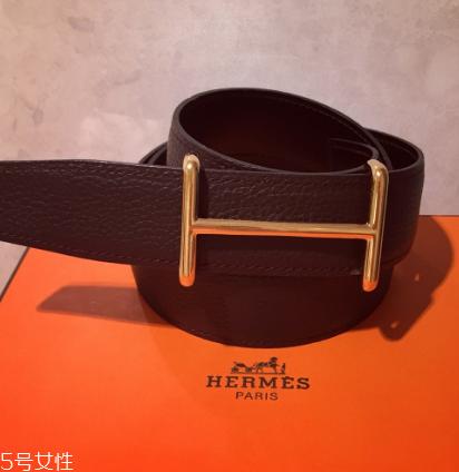 皮带有个h是什么牌子?皮带上有h是哪个品牌?