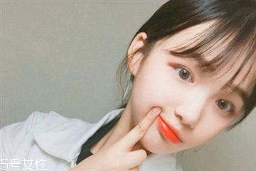 韩式空气刘海图片 2018最受欢迎的8款刘海