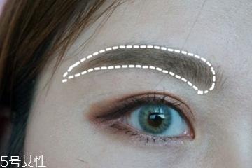 日系弯眉怎么画好看?日系弯眉图文教程